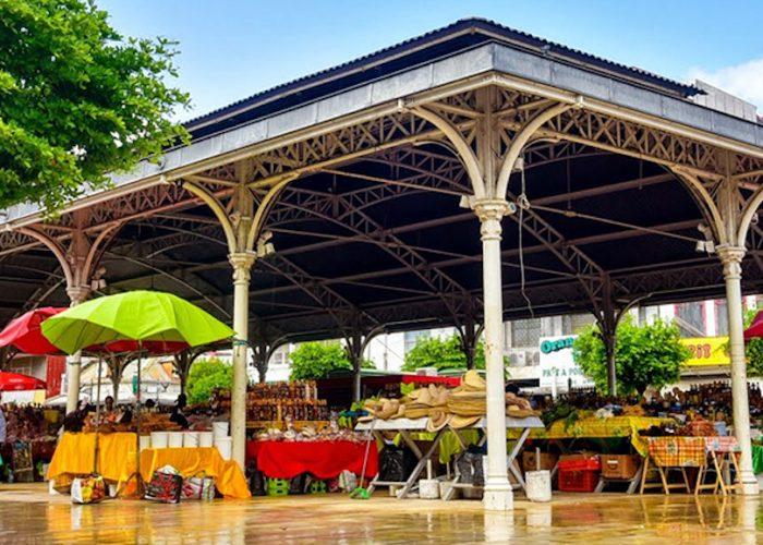 Guadeloupe-Pointe-a-pitre -Marche (2)